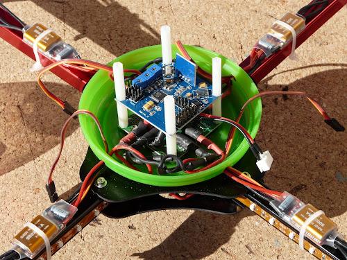 Quadcopter HobbyKing X550 (6/6)