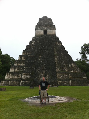 Mayan Temple of Tikal