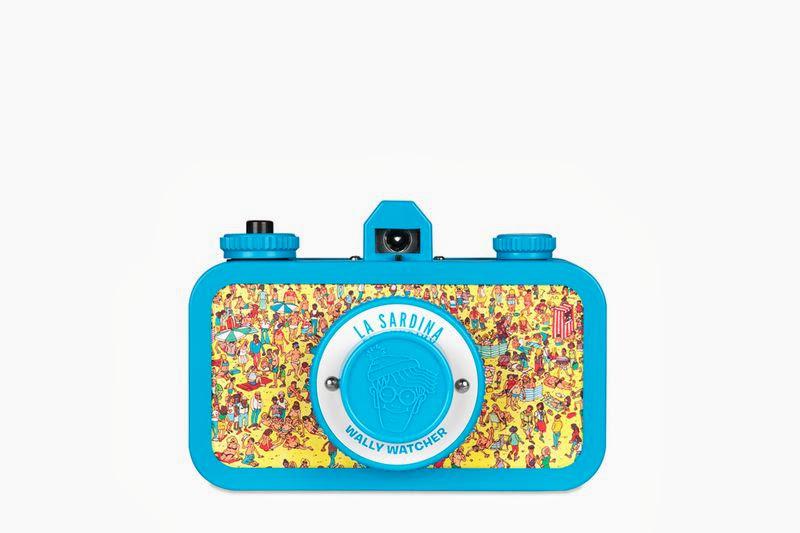#尋找 Wally 在哪裡:LA SARDINA 相機和你一起在人山人海中揪出威利 ! 2