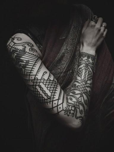 Women tattoo for full ideas sleeve 45 Interesting