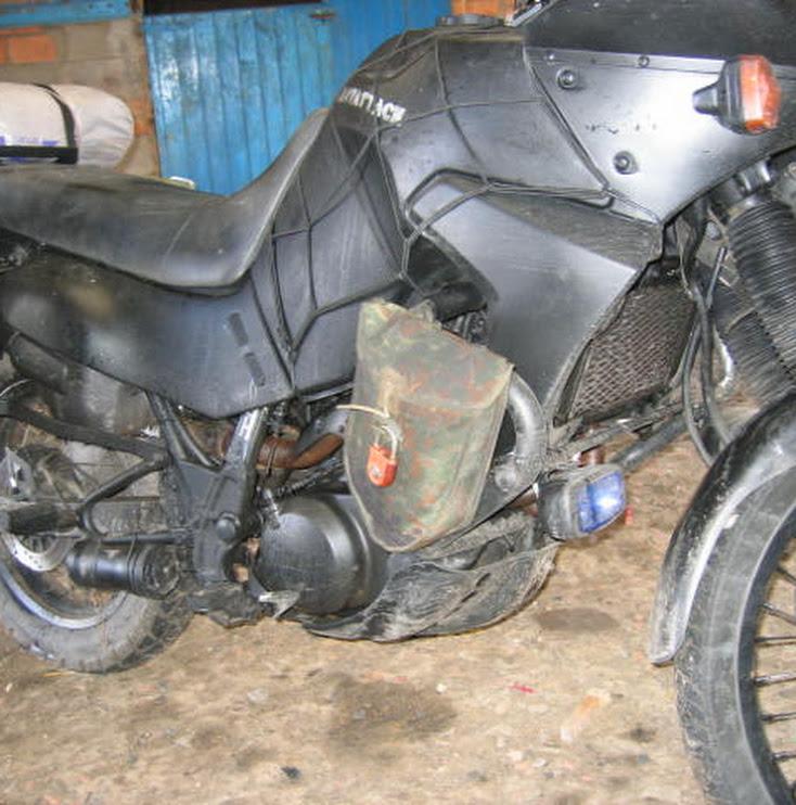 Yamaha Tenere XTZ 660