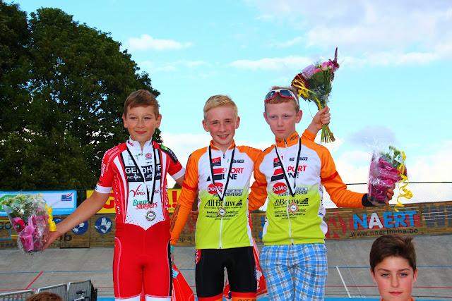 podium pistechallenge Trisport Pharma
