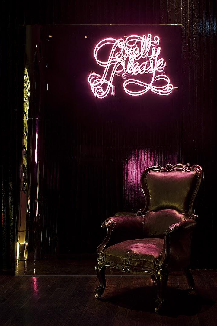 *Pretty Please Lounge:「奢華叢林」 9