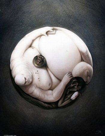 El Ying y el Yang de la alimentación humana