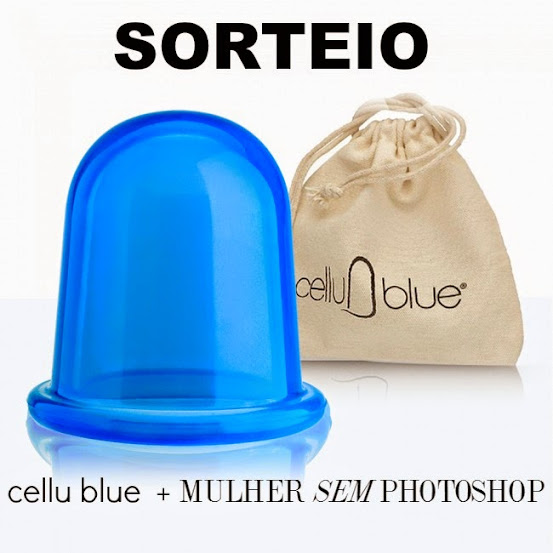 Sorteio CelluBlue no Brasil