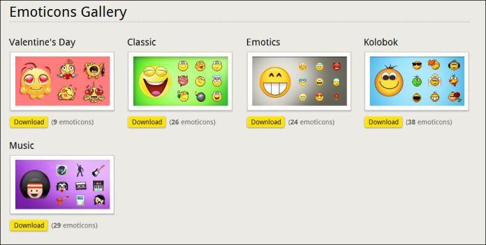 ফেসবুক Chat + ফেসবুক Feed + ICQ + Gtalk + Yahoo Chat + Twitter + Youtube + Flicker + Sms + Gmail + Yahoo Mail এবং 1000+ ইমোশান ও আরও অনেক কিছু ।