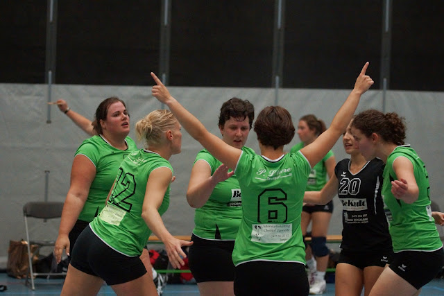 volare damesvolley