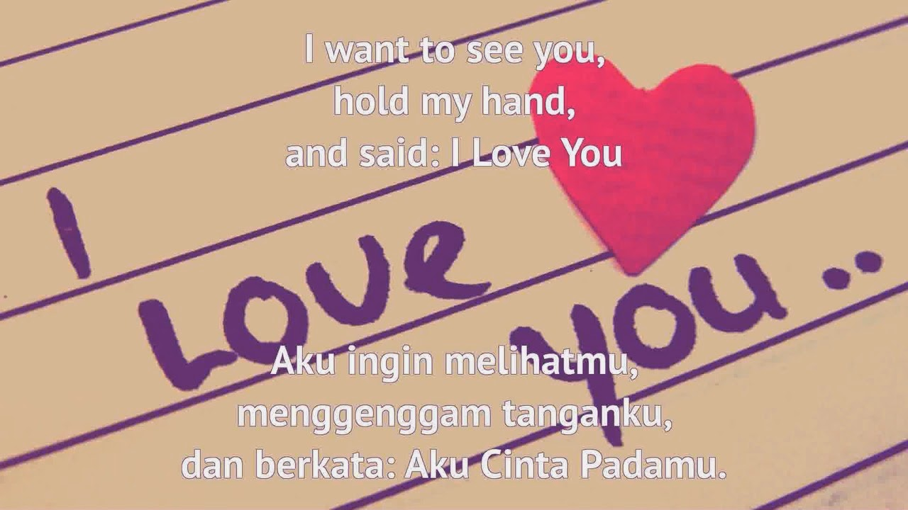 Quotes Cinta Inggris Terjemahan Fnmag