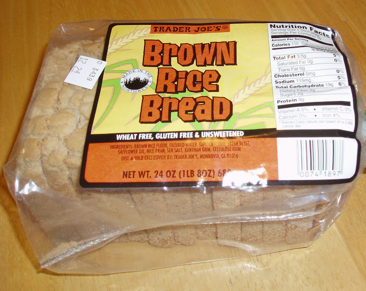 Gluten Free bread: our top 3 commercial brand favorites (1/3)