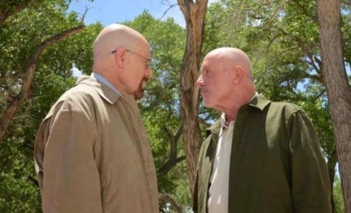 Walter White no tuvo piedad con Mike ante la falta de reconocimiento de su esfuerzo