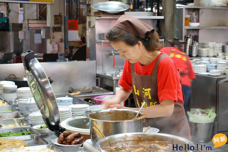 第二市場美食,山河魯肉飯-3
