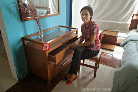 Moku Dressing Table di EQUI Serpong