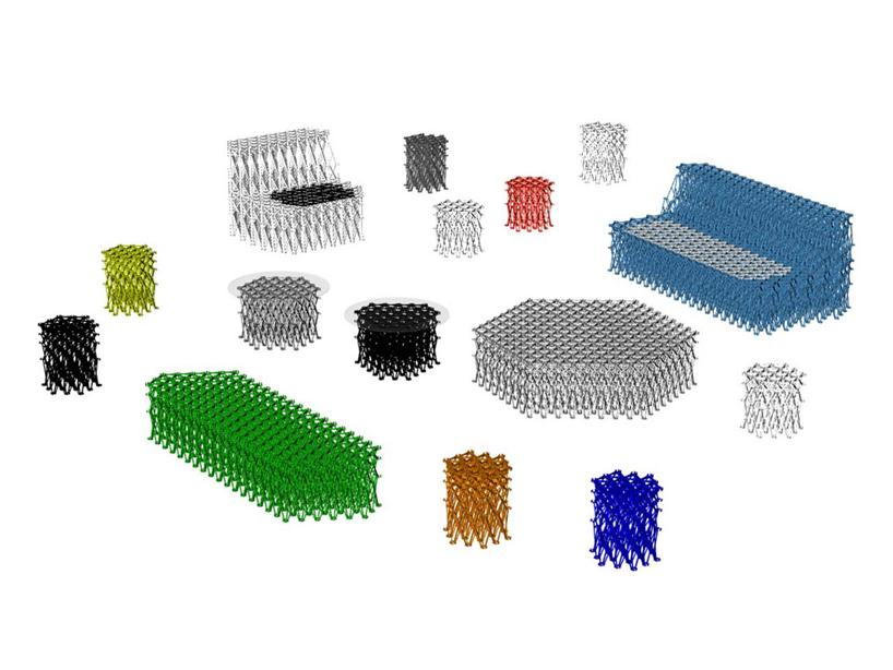 *伸縮自如沙發椅:XXXX_環保回收PET素材! 12