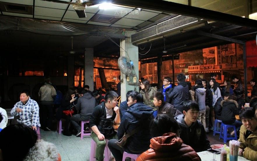 台南早餐,六千牛肉湯