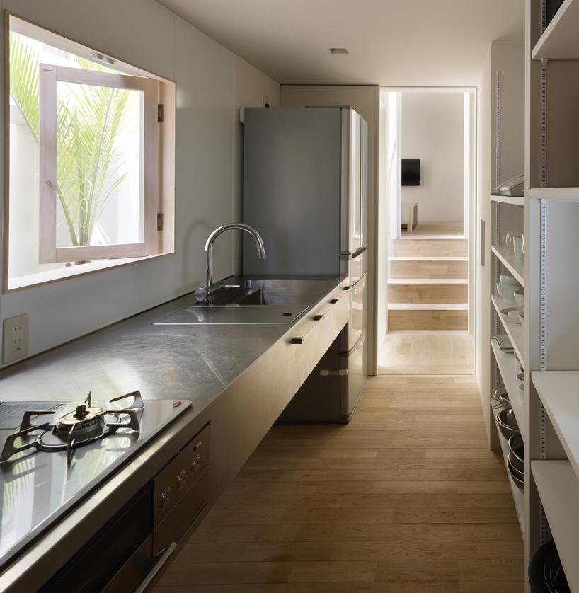 *建築師 Fujiwarramuro 居家住宅室內的戶外空間:日本 goido 中央庭園! 5