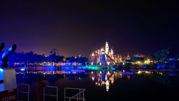 Firework Universal Studios