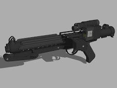 Blastech E-11 Blaster Rifle – JediCharles com