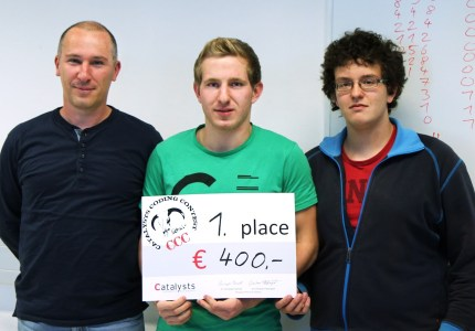 Die Sieger des Schul-CCCs: BBS Rohrbach