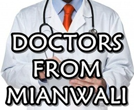 DOCTORS FROM MIANWALI