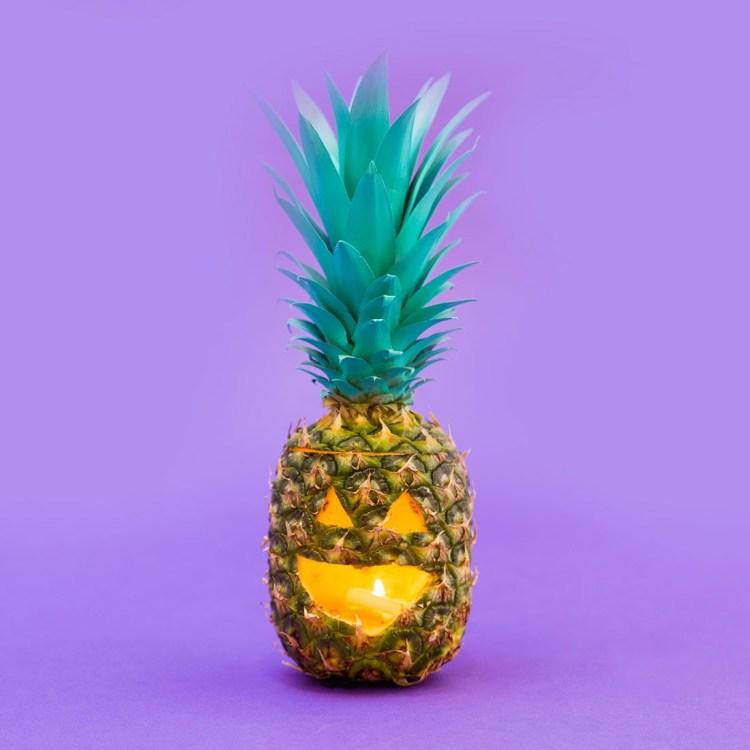 パイナップル 完成