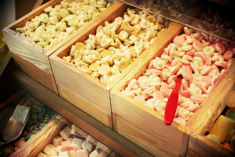 Bonbons scandinaves Paris Käramell