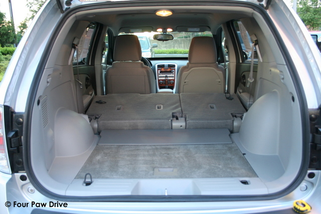 does chevy equinox have third row seating. Black Bedroom Furniture Sets. Home Design Ideas