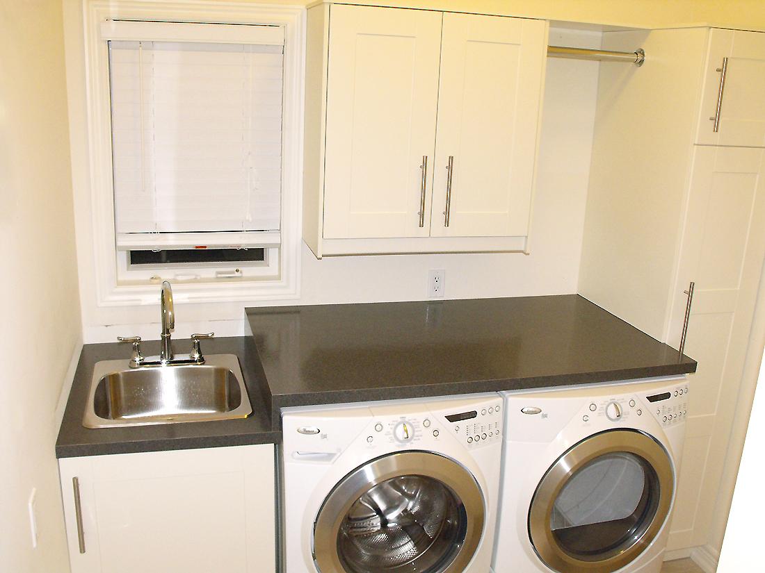 25 Best Washer Dryer Shelf Ideas On