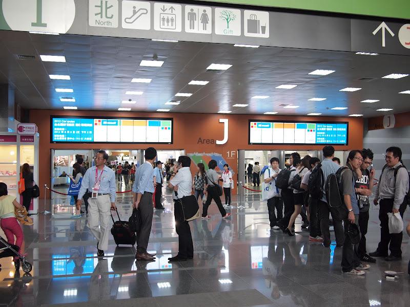 Computex Taipei 2013再會! ~ 回來了... 果然還是累......><  3C/資訊/通訊/網路 Computex Taipei 信義區 區域 南港區 台北市 心情 會展