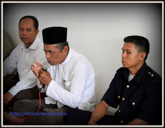 prosesi Aqiqah di Minangkabau