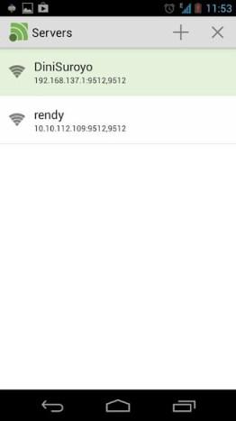 Unified Remote Server, Kendalikan Laptop dengan Ponsel Android