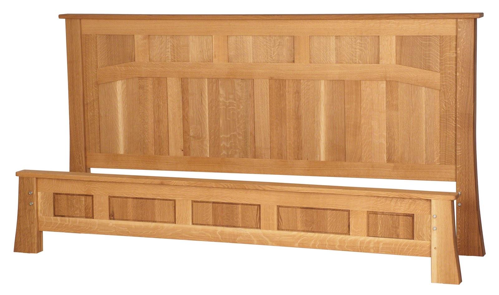 Edmonton Platform Bed Solid Wood Platform Bed In The