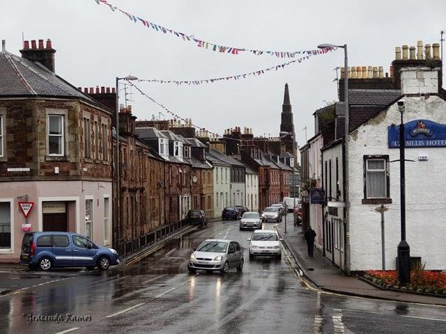 18. Passeando por caminhos Celtas – mais um azar em Glasgow… (2/6)
