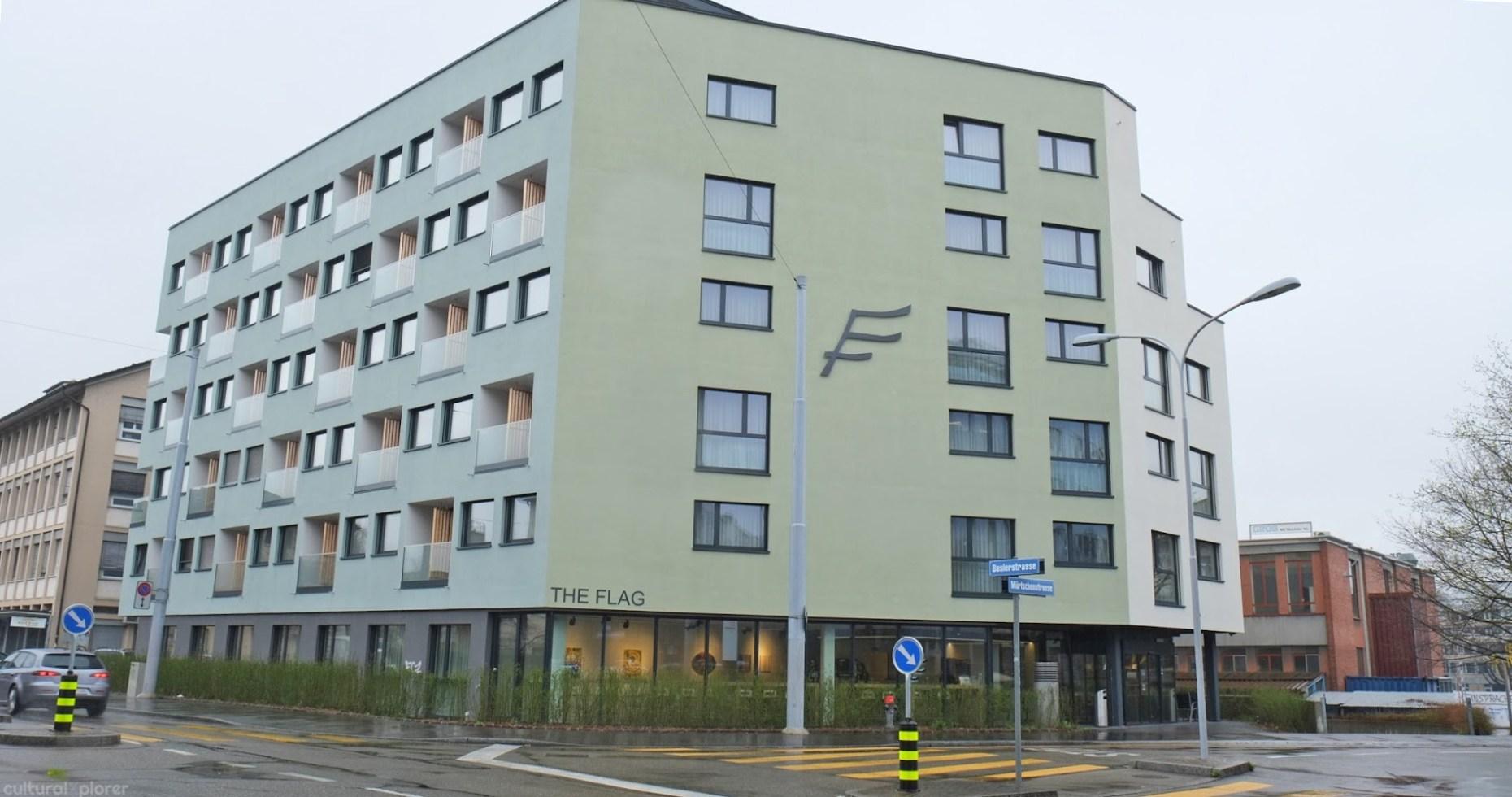 The Flag Zurich Hotel