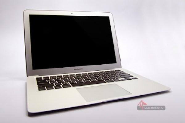 MacBookAir開箱文