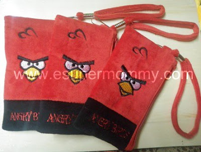 Gift Suggestion Angry birds cellphone case