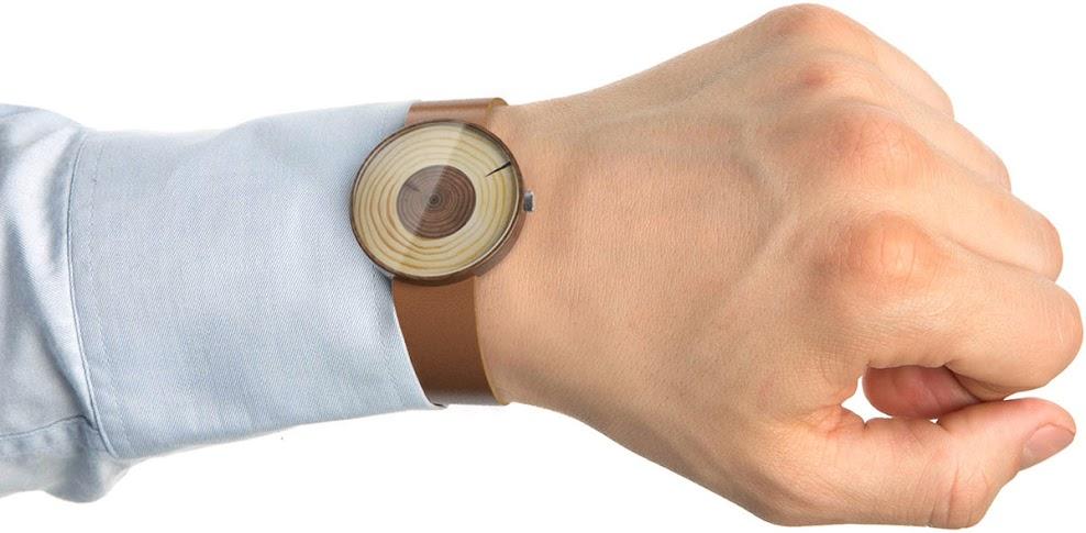 *Stubus年輪腕錶:來自莫斯科Studio Lebedev設計工作室! 2