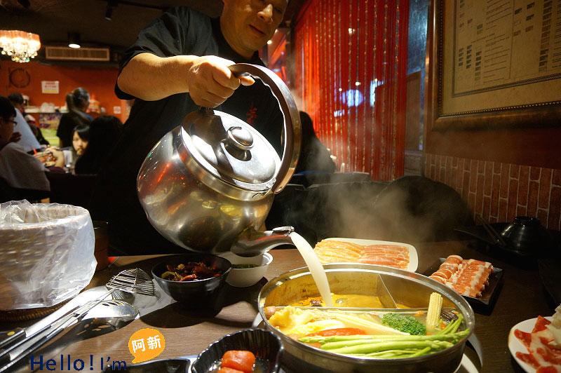 國父紀念館站美食,蒙古紅吃到飽餐廳-6