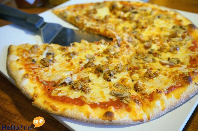 台中搖滾披薩-2