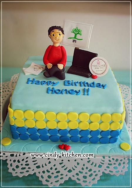Thecake Happy Birthday Honey