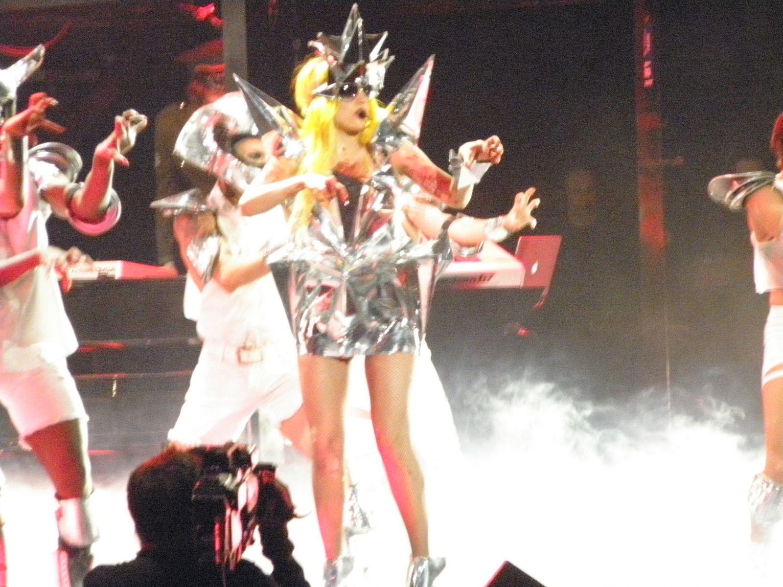 Maria Aragon & Lady Gaga Ate My Heart in Toronto