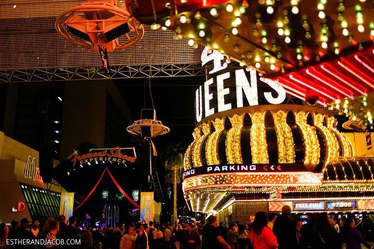 The Fremont Street Experience Las Vegas.