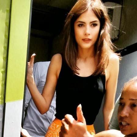 O cabelo novo de Maria Casadevall - I love Paraisópolis