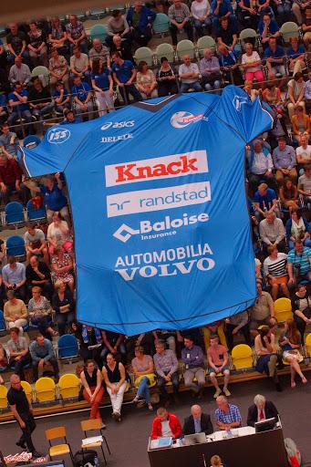 knack Roeselare t-shirt spandoek