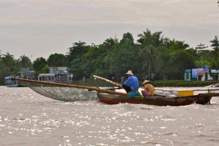 Mekong delta tours