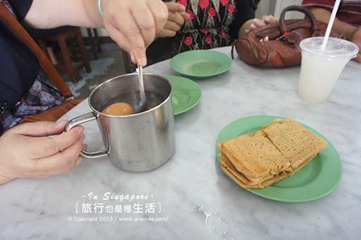 【走走新加坡】亞坤咖椰吐司 vs 吐司工坊