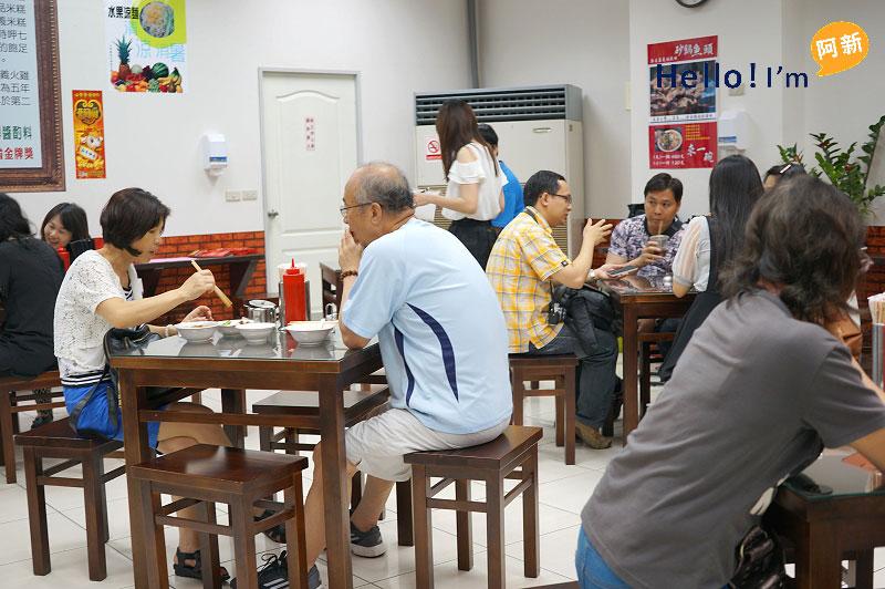 台中西區小吃,甲八碗米糕肉羹-8