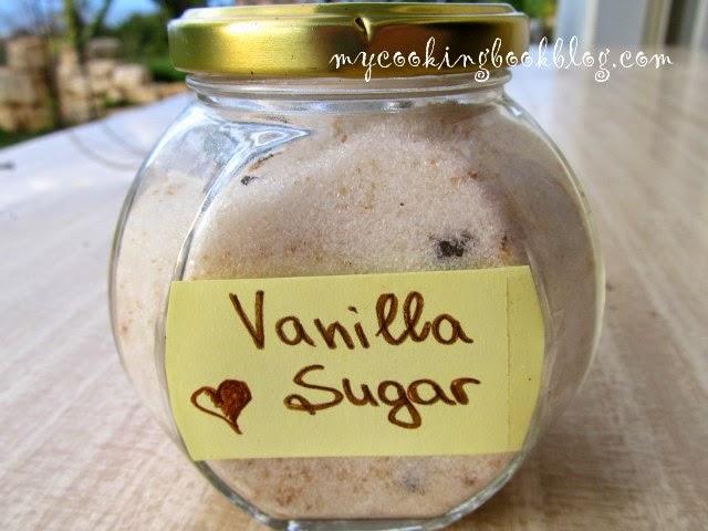 Как се прави Ванилова захар