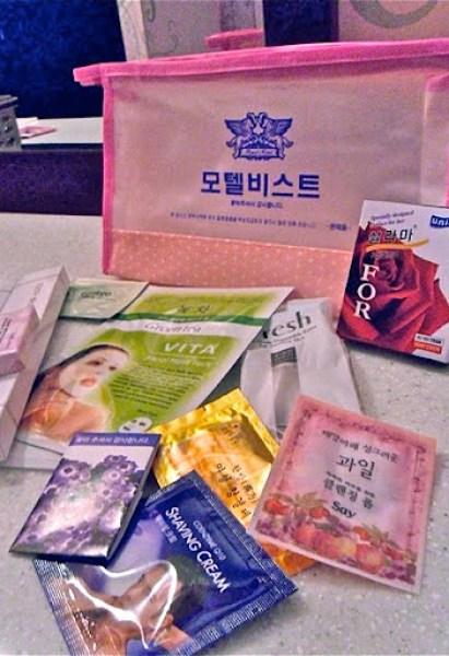 korean freebies
