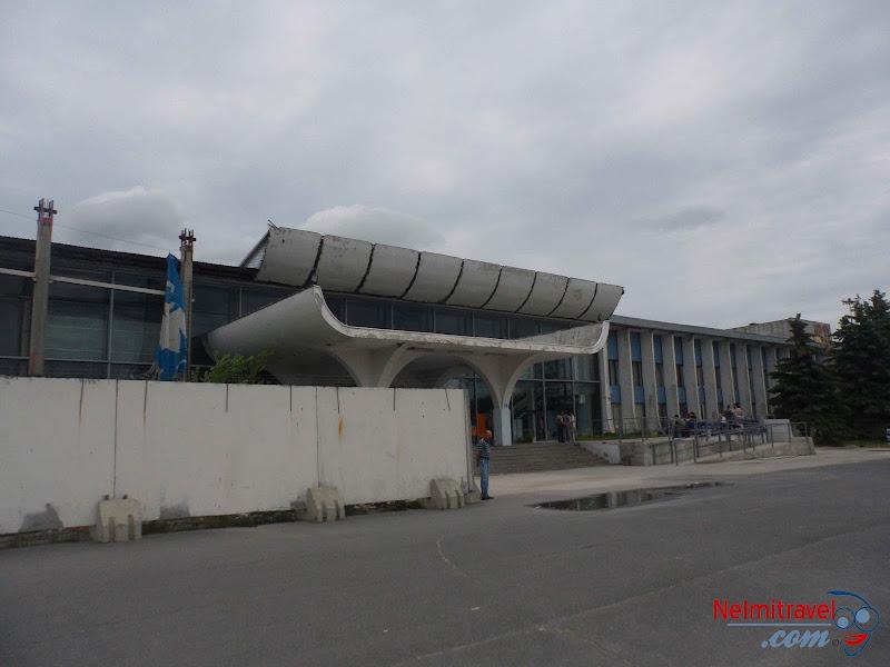 Khrabrovo Airport,Kaliningrad Airport,Aэропорт Храбровo