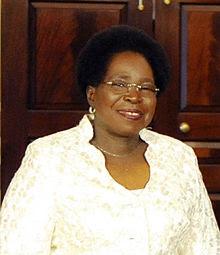 Dr Nkosana Dhlamini-Zuma